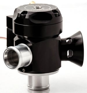 Deceptor pro II- inside car adjustable adjustable bias venting diverter valve - 25mm inlet, 25mm outlet