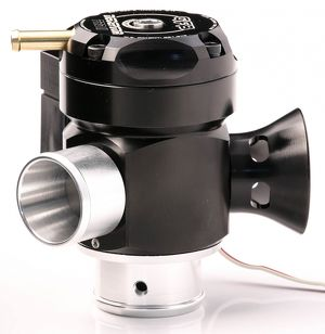 Deceptor pro II- inside car adjustable adjustable bias venting diverter valve - 35mm inlet, 30mm outlet