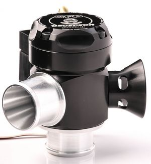 Deceptor pro II T9533- in cabin motorised adjustable adjustable bias venting diverter valve - 33mm inlet, 33mm outlet